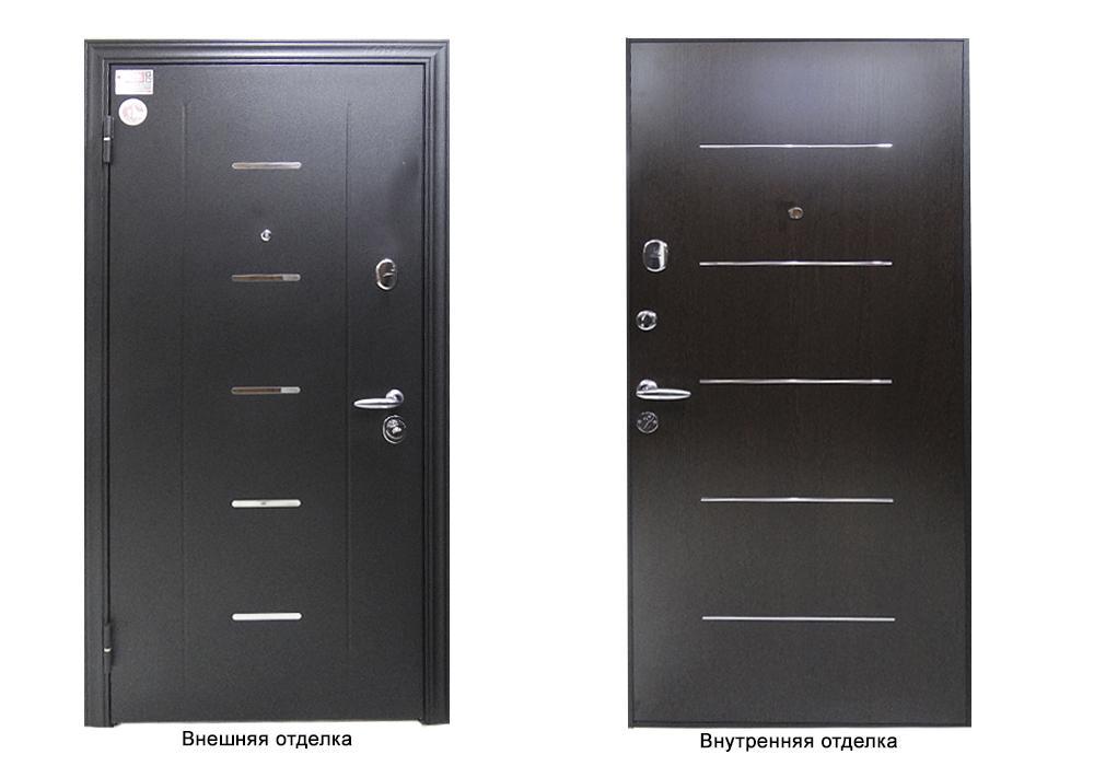 Дверь входная Super Omega 7