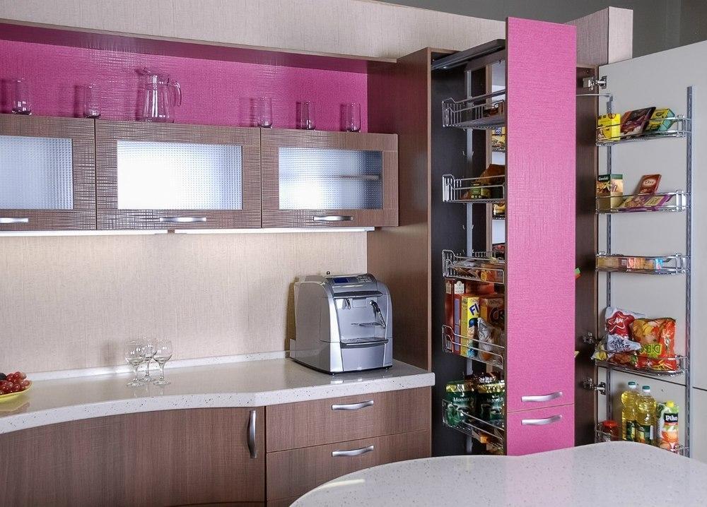 Кухонный гарнитур Сабрина Purple