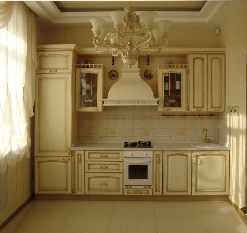 Кухонный гарнитур Патина