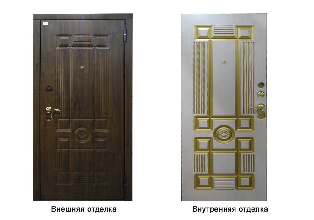 """Дверь входная Аргус """"Цезарь"""""""