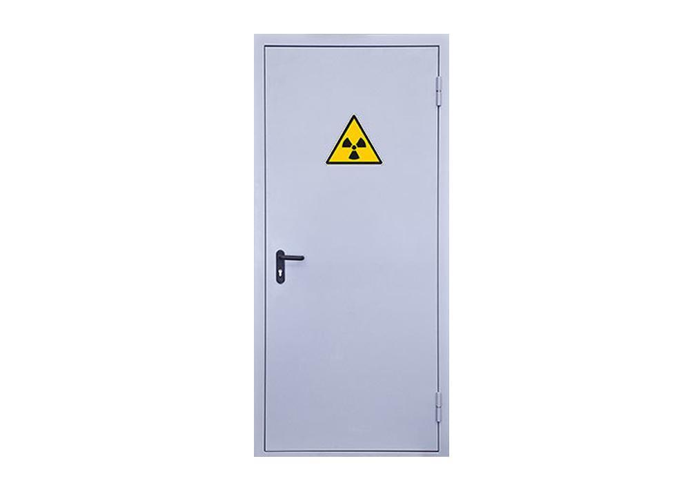 """Дверь """"ДРЗ""""рентгенозащитная"""