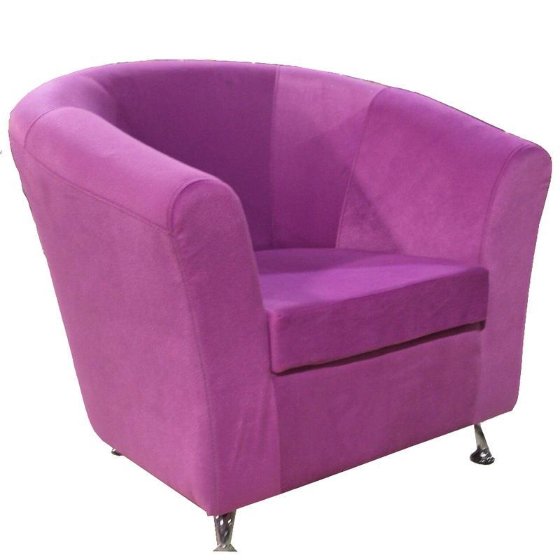 """Кресло """"Клаб"""" в ткани"""