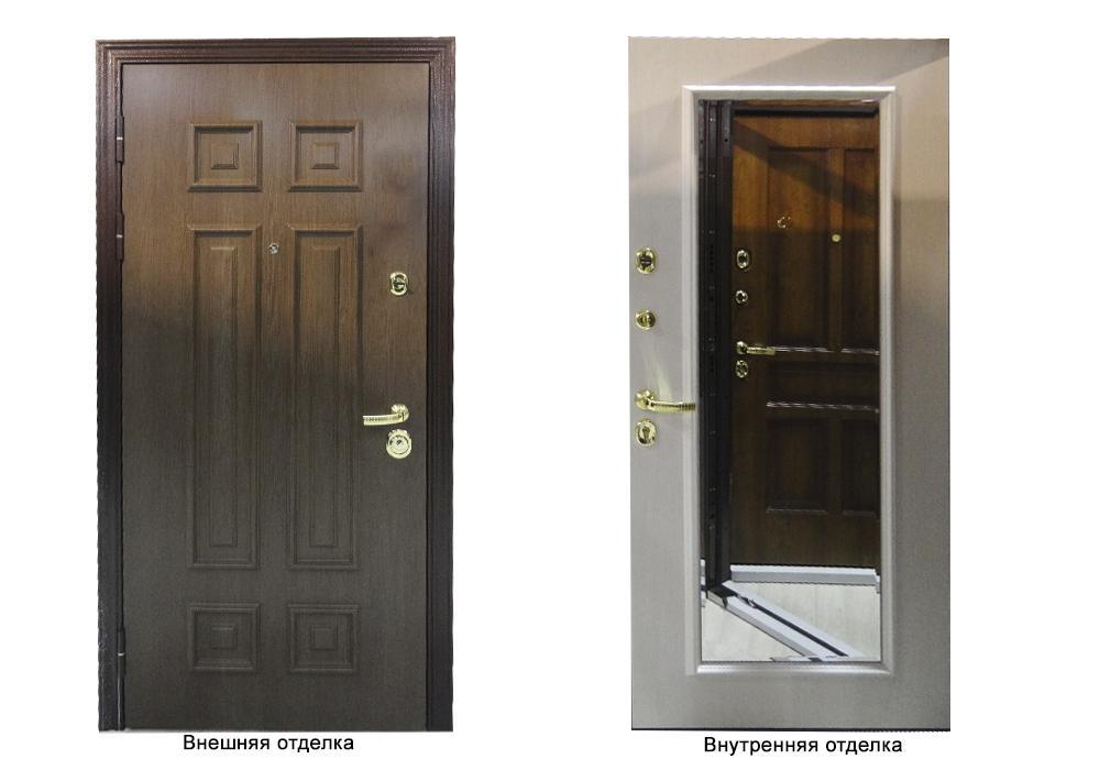 Дверь входная Professor 3 02 PP