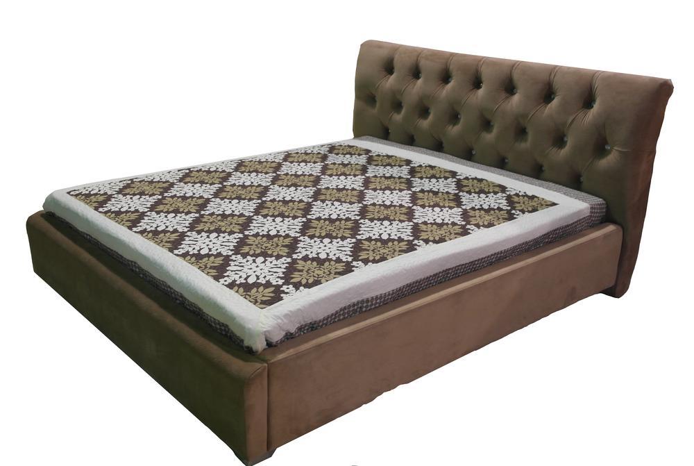"""Кровать """"Элегия"""" Новая в ткани"""