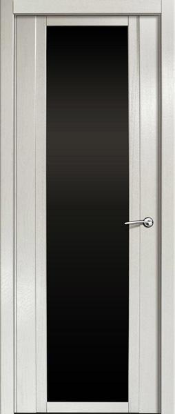 Дверь межкомнатная X ясень жемчуг