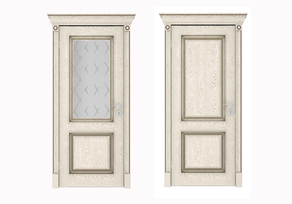 """Дверь межкомнатная """"Бергамо-1"""""""