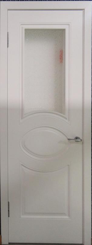 Дверь межкомнатная Lacado Blanco