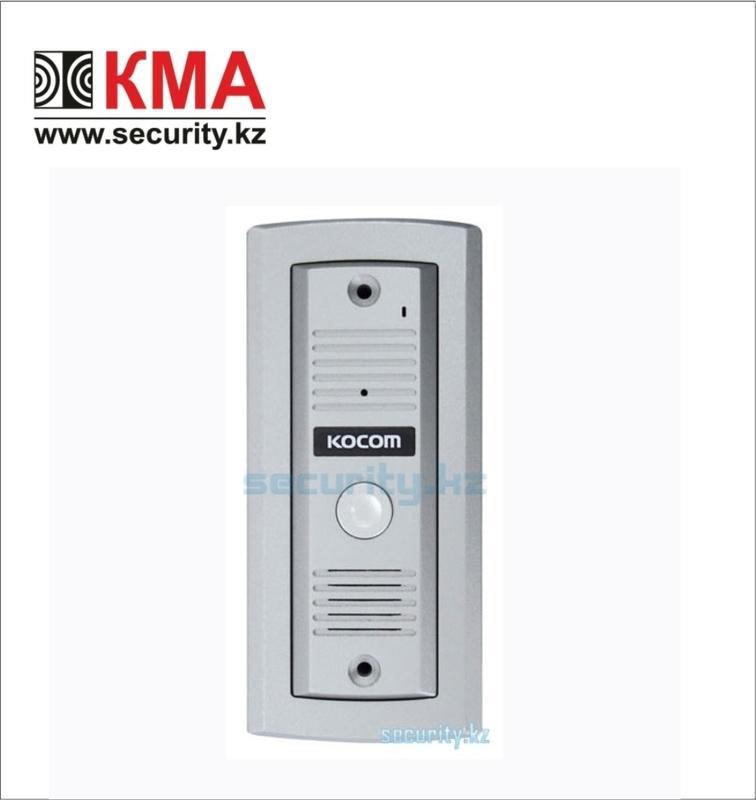 Блок вызова KC-MC20 Kocom  (узкая)