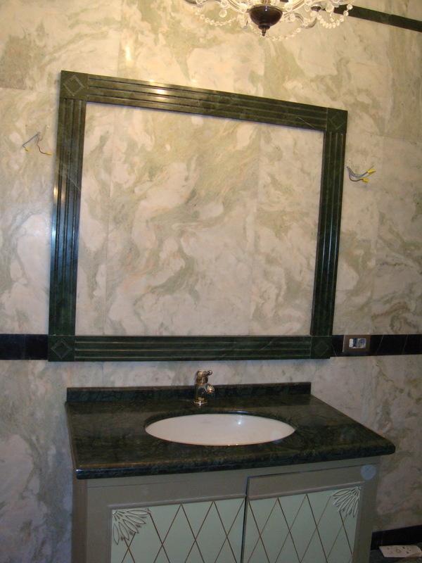 Столешницы для раковины из камня
