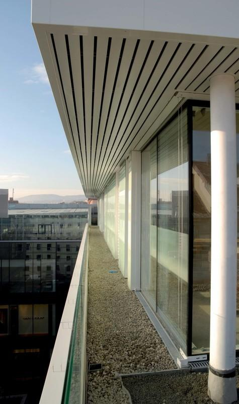 Подвесные потолки Luxalon