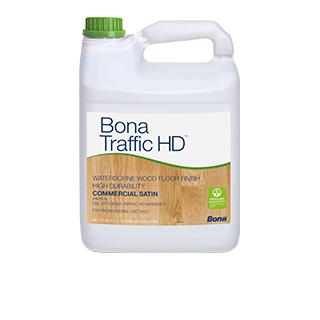 Паркетный лак Bona Traffic HD