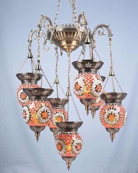 Светильник Марокко