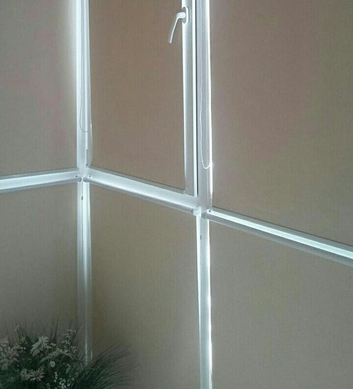Рулонные шторы Мини (Компакт)