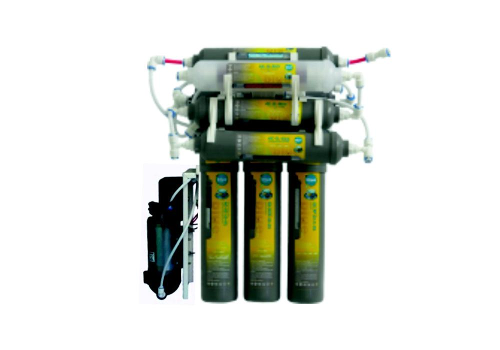 Фильтр для воды NewLine NL-RO8 с насосом