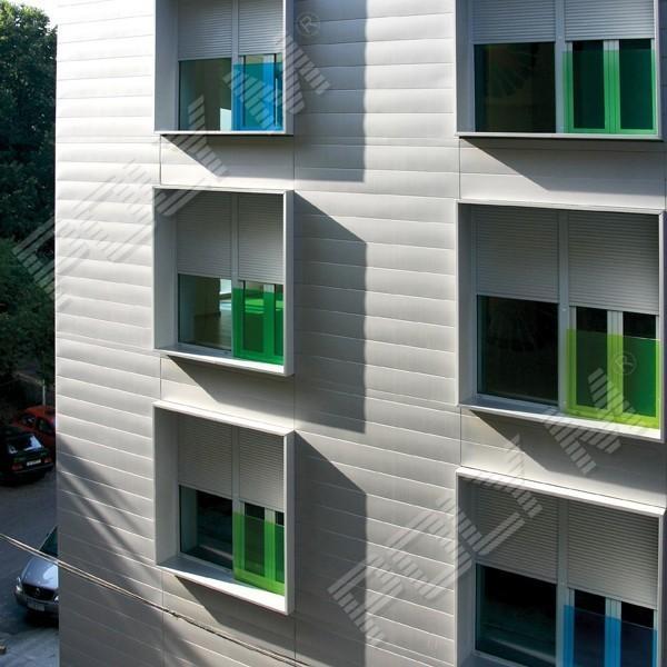 Фасады luxalon