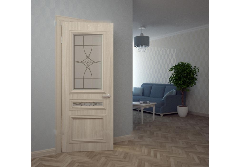 """Дверь межкомнатная """"Неаполь"""""""