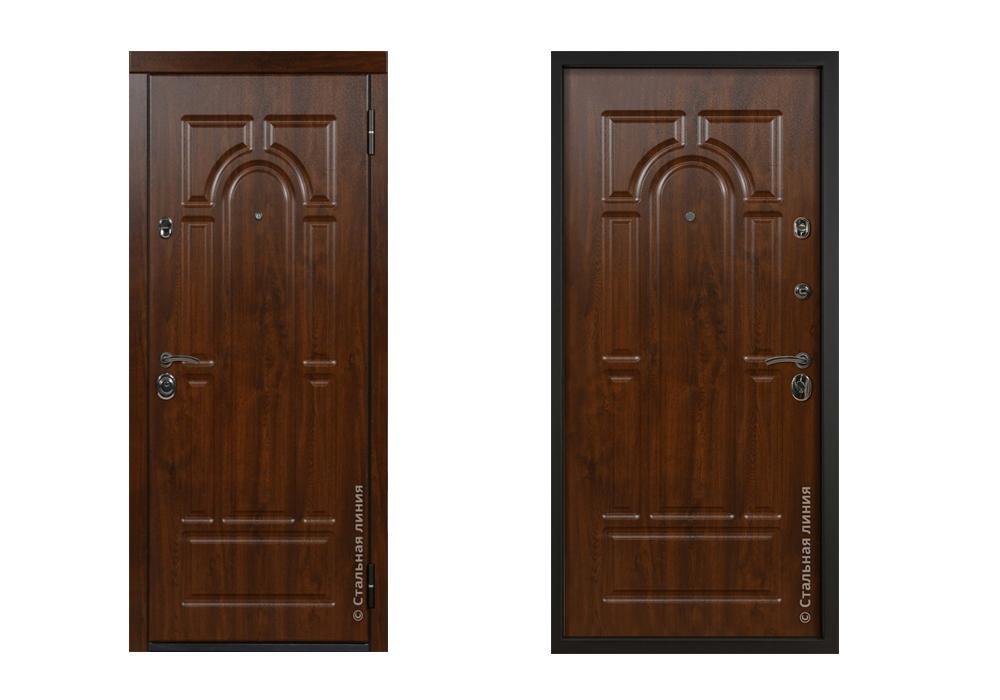 """Дверь входная """"Магнат"""""""