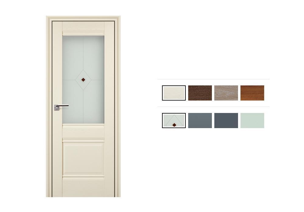 Дверь межкомнатная 2X