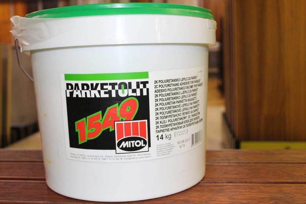 Клей Parketolit 1550 Mitol