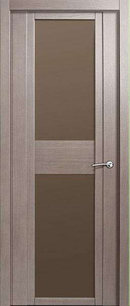 Дверь межкомнатная D дуб грейвуд