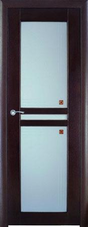 Дверь межкомнатная Натель-1 венге