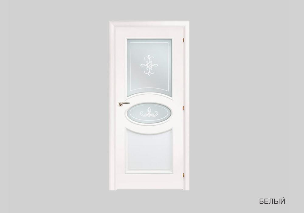 Дверь межкомнатная SALUTO 612R20