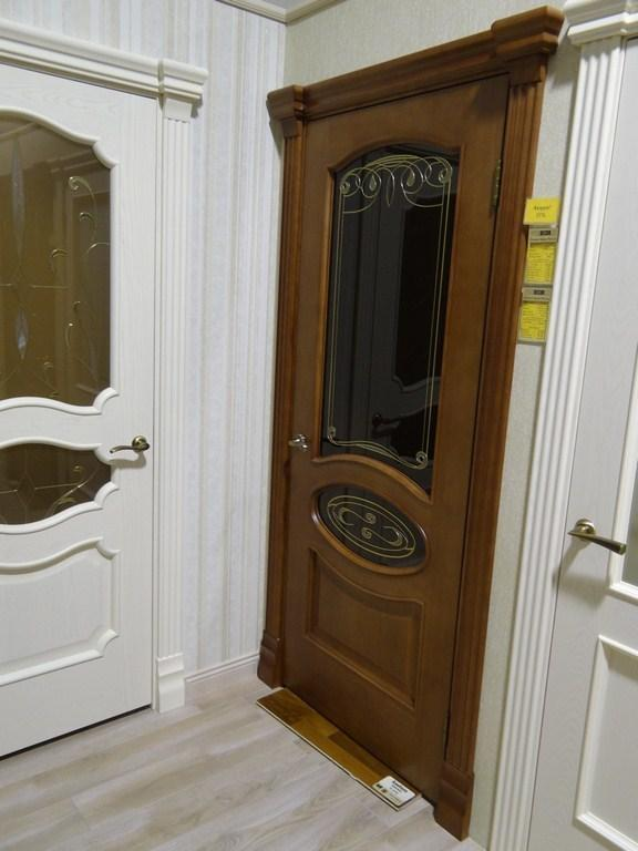 """Дверь межкомнатная """"Алина-4"""""""