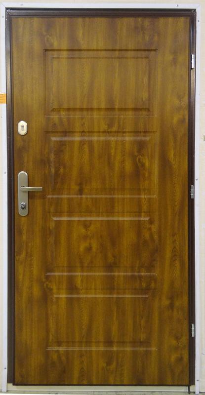 Дверь входная WX20