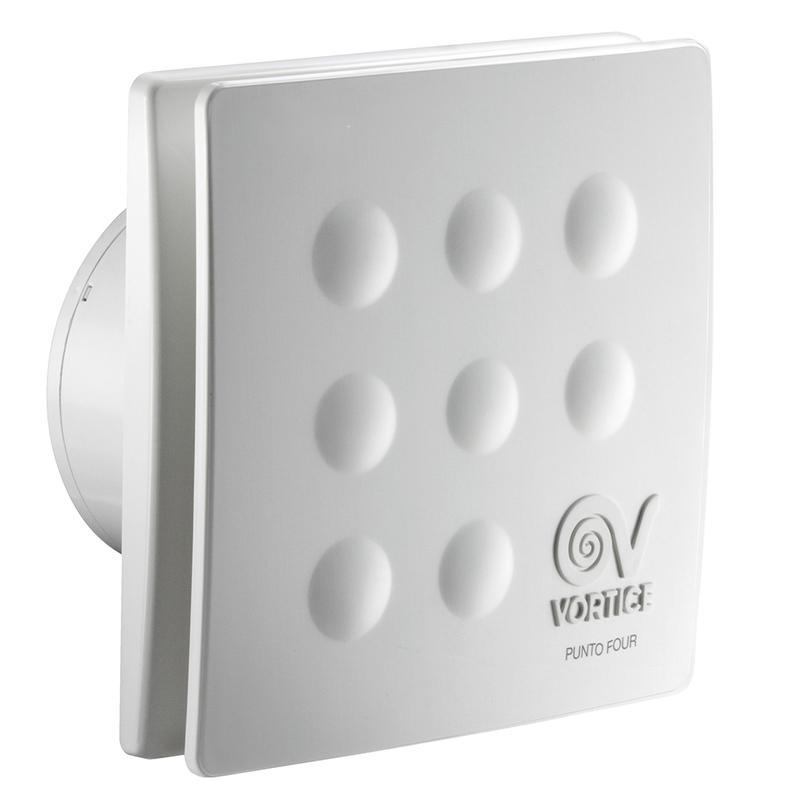 Вентиляторы vortice punto four