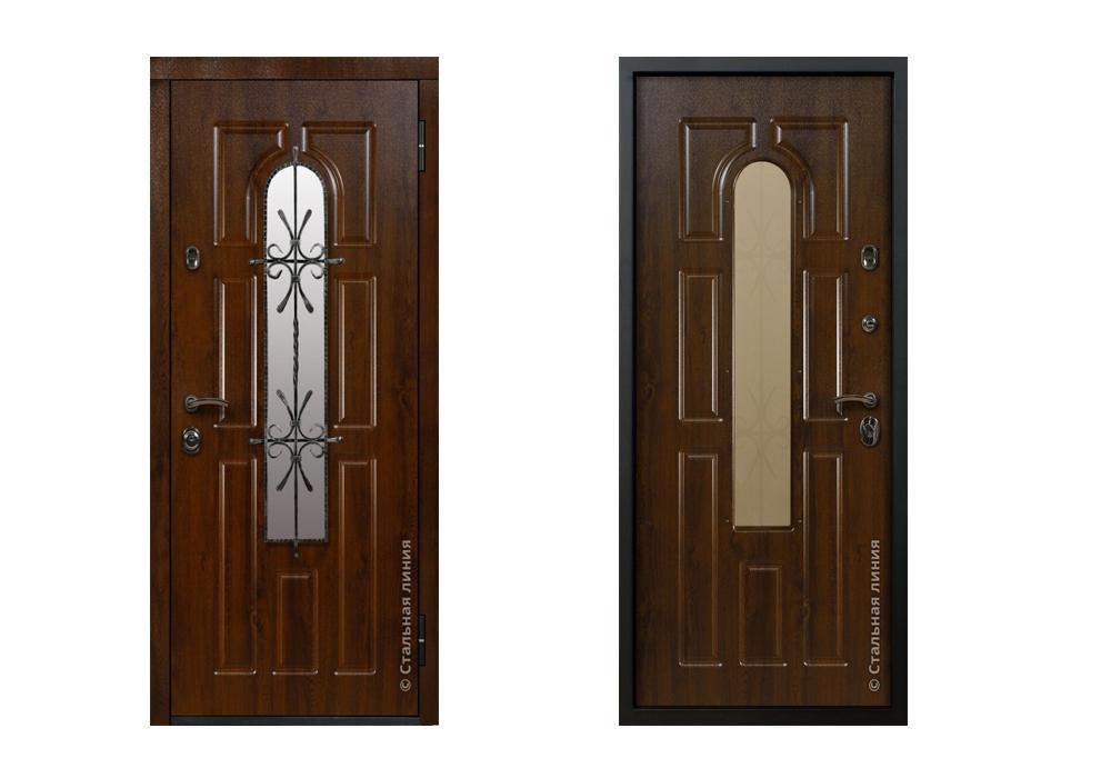 """Дверь входная """"Мадрид"""""""