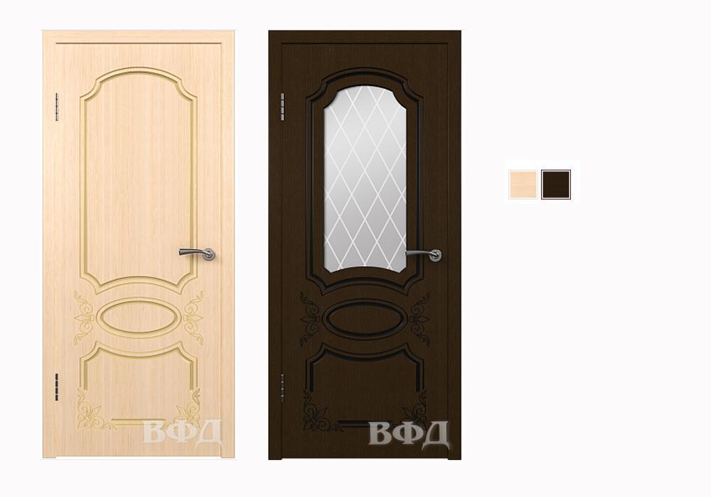 """Дверь межкомнатная """"Изабель"""""""