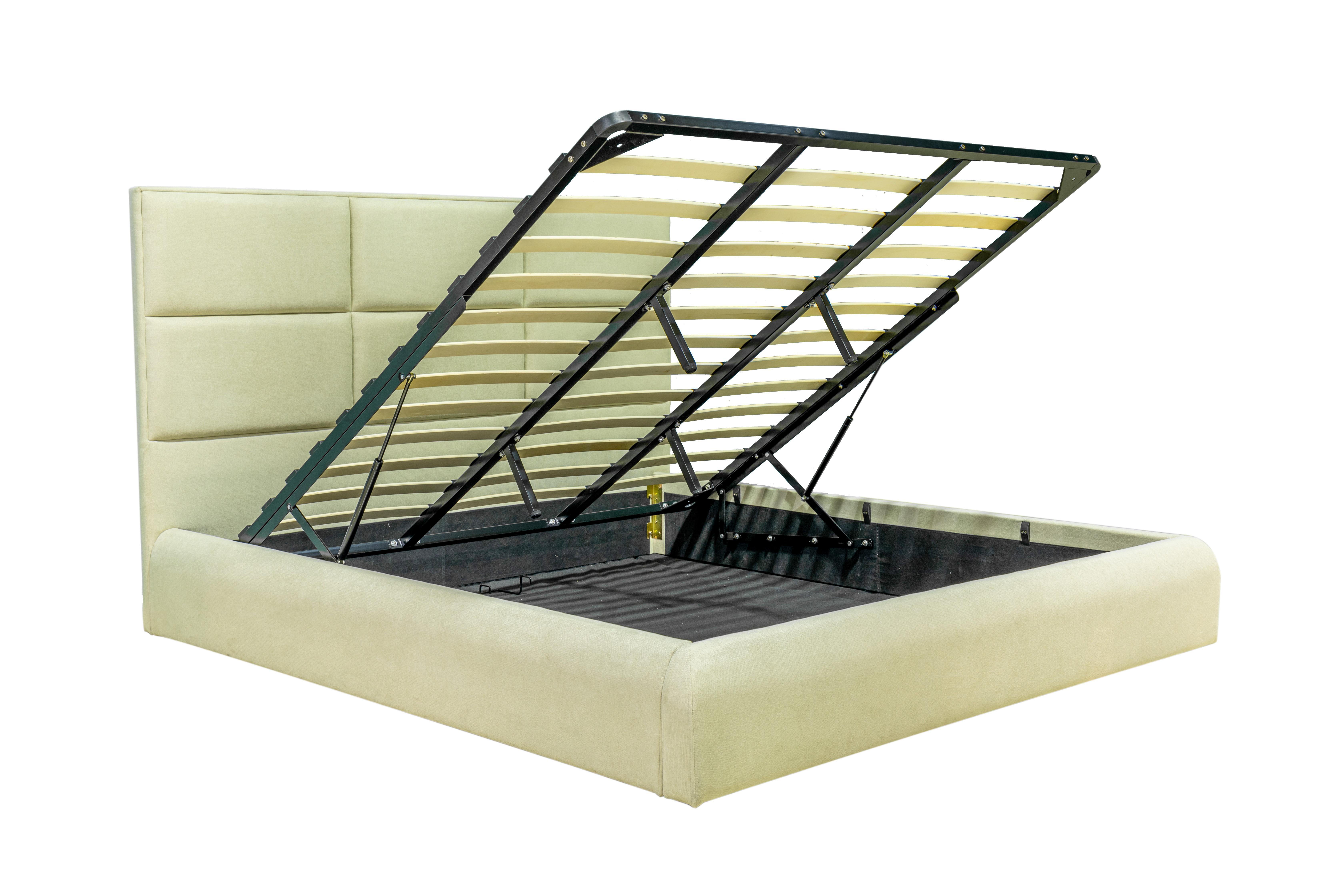 Кровать с камерой хранения