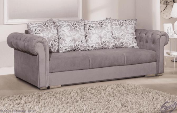 Вега-44 (еврокнижка) диван