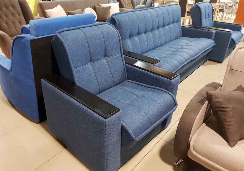 Комплект мягкой мебели Комфорт